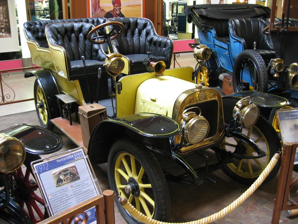 ... 1910 Peugeot VC2 003 ...