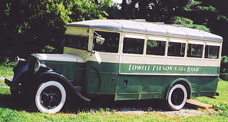 Pierce Arrow 1 Lowell Fulson