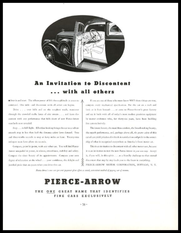 Pierce Arrow 59