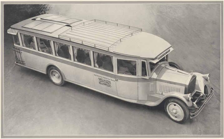 Pierce-Arrow Model Z Chassis