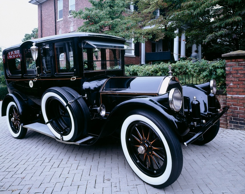 President Woodrow Wilson's Pierce-Arrow
