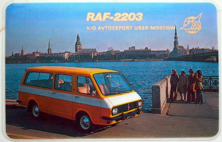RAF 2203