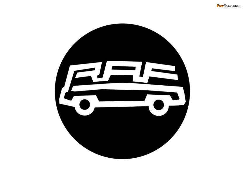 RAF logo Latvia