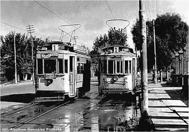 Ragheno tram 35 Mendoza Argentina