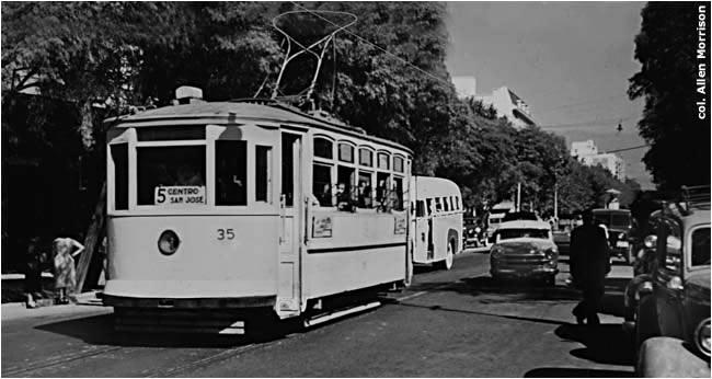 Ragheno Tram in Mendoza Argentina mz14c