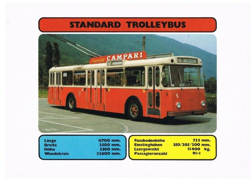 RAMSEIER+JENZER (2) Standard Trolley