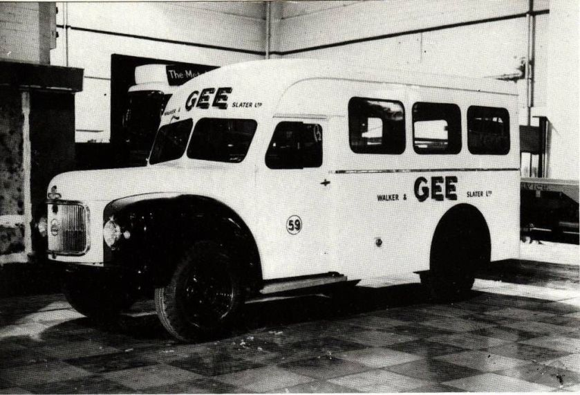 Seddon Ambulance