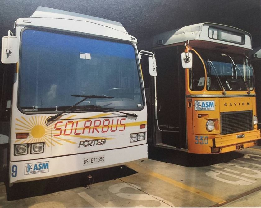 Solarbus portesi