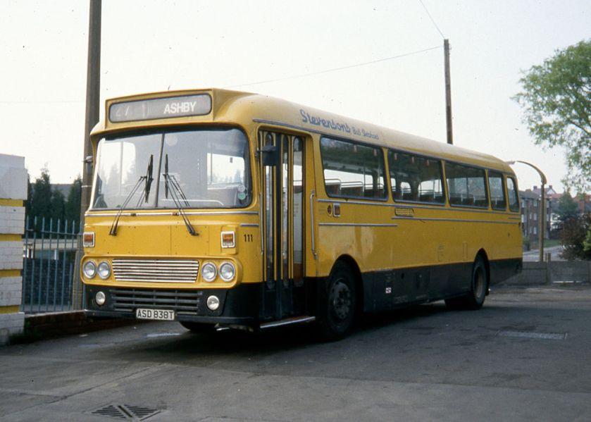 Stevensons Seddon Pennine ASD 838T