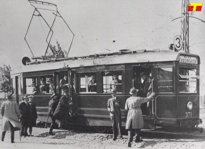 Tram Usines Ragheno Malines