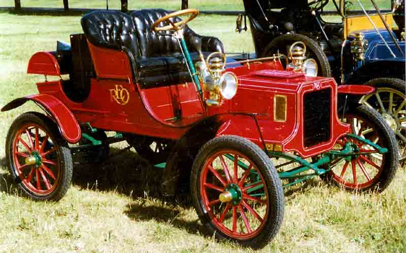 1906 Reo Runabout 1906