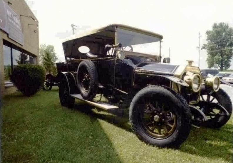 1914 Rochet-Schneider
