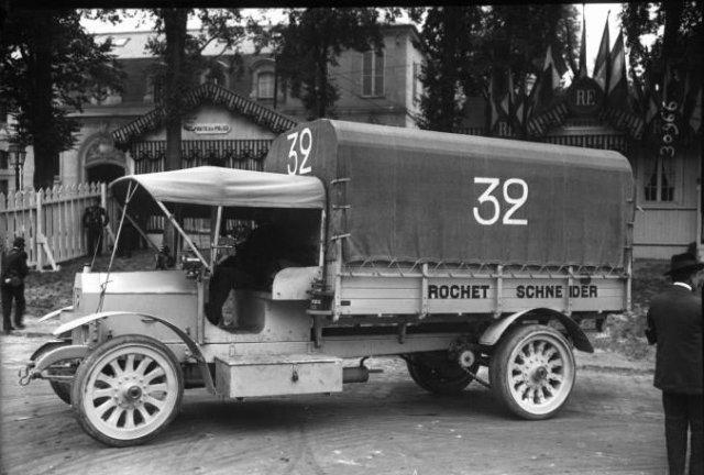 1915 ROCHET SCHNEIDER