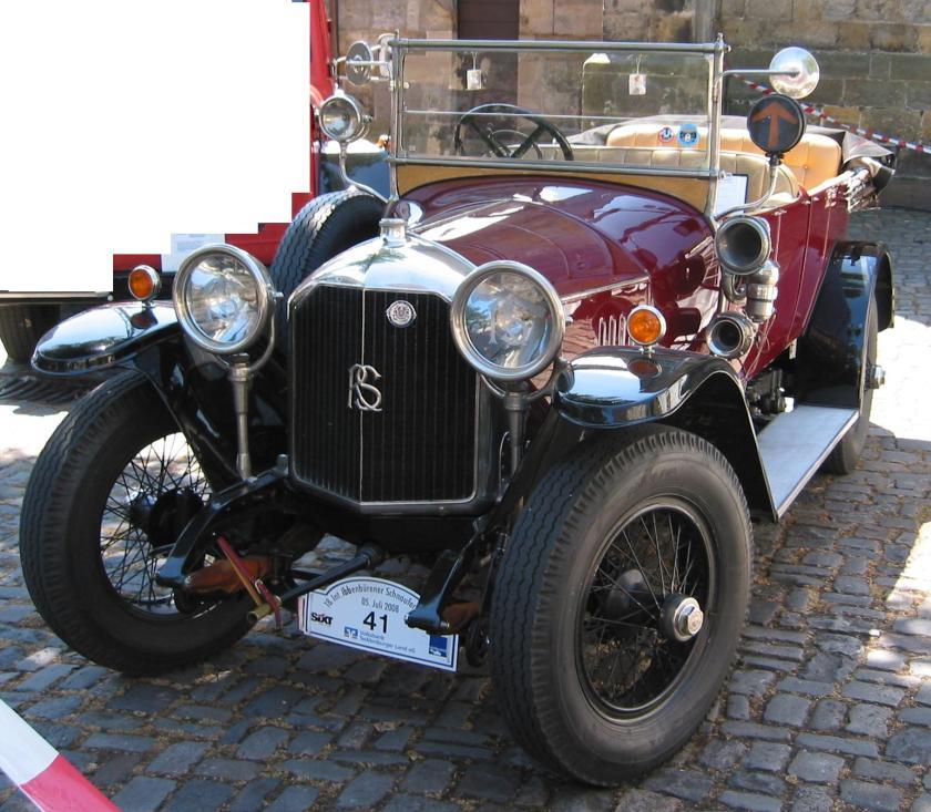 1918 Rochet Schneider 41