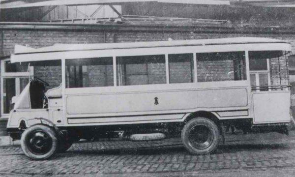 1919 SCEMIA antwautobus1 Belgique