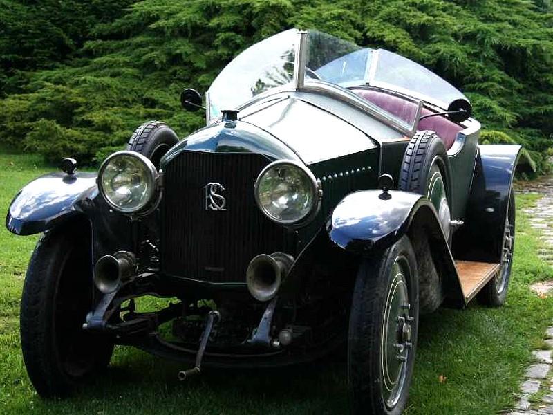 1921 Rochet Schneider 15.000