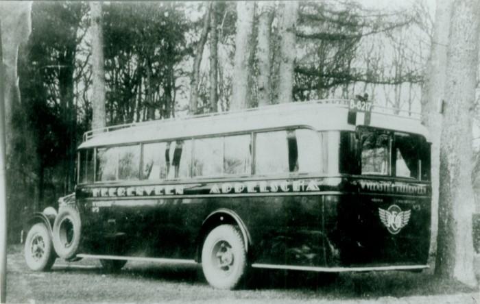 1923 REO Hainje Heerenveen B-6217A