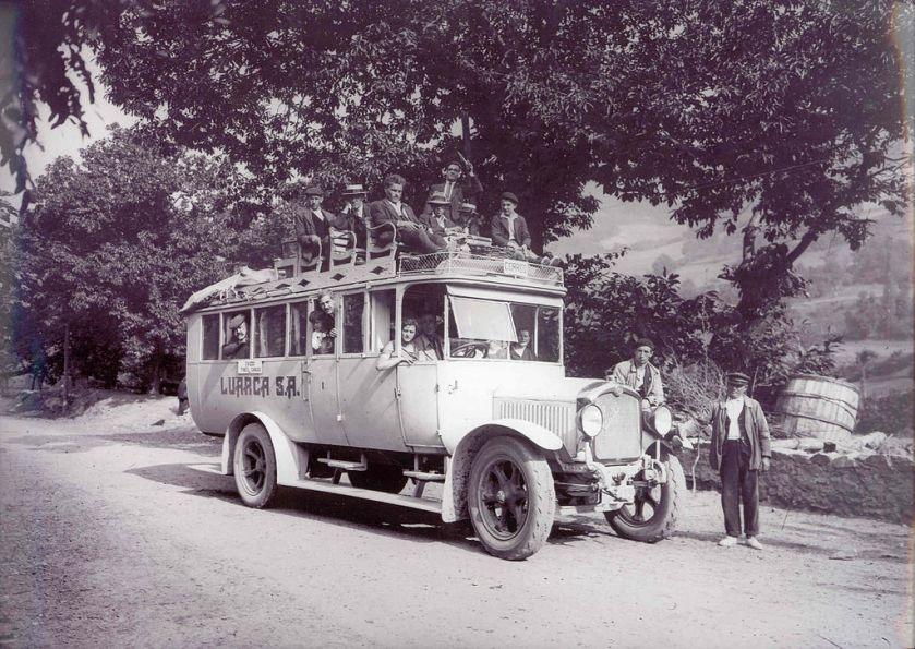 1923 Saurer Alsa