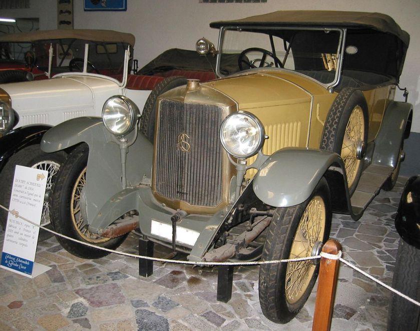 1924 Rochet-Schneider 20000