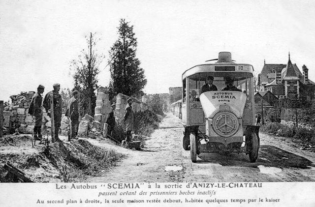 1924 Scemia Anizy-le-Chateau