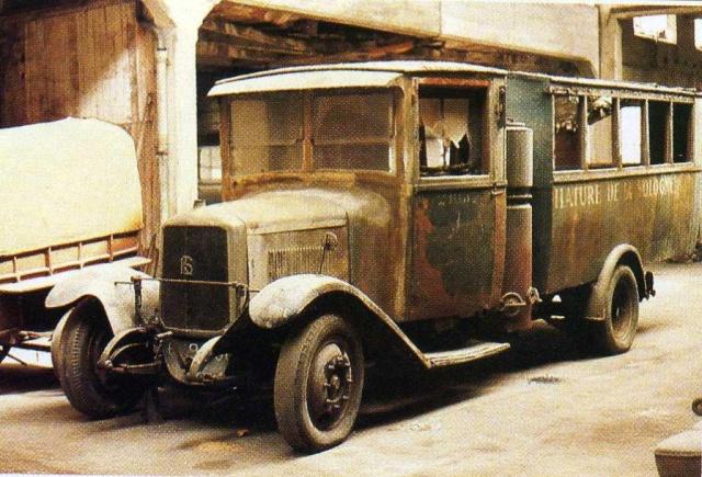 1925 ROCHET-SCHNEIDER à GAZO