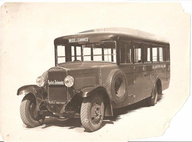 1925 Rochet & Sneider