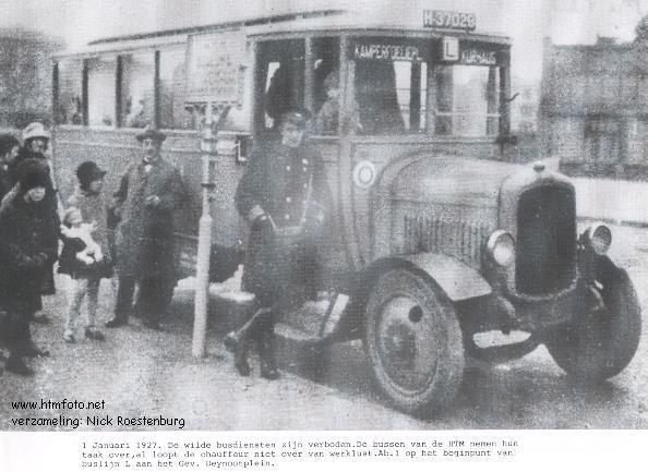 1927 Scemia lijn 1 HTM