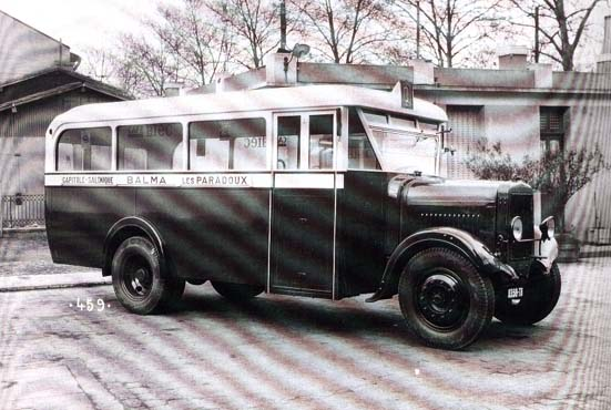 1928 Scemia type MA4