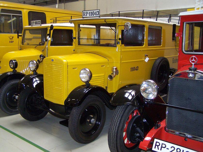 1930 Phaenomen 4RL Heusenstamm