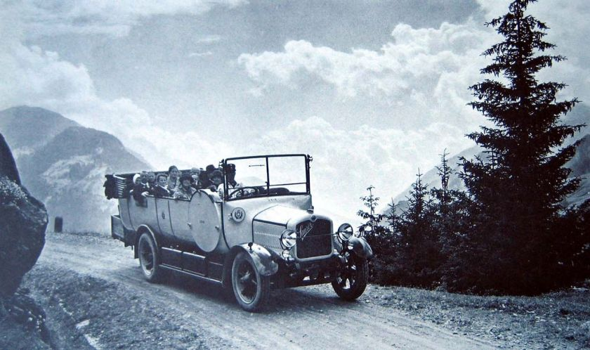 1930 Saurer Car-Alpin
