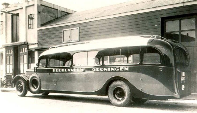 1931 ESA 8 REO. Kromhout. Hainje