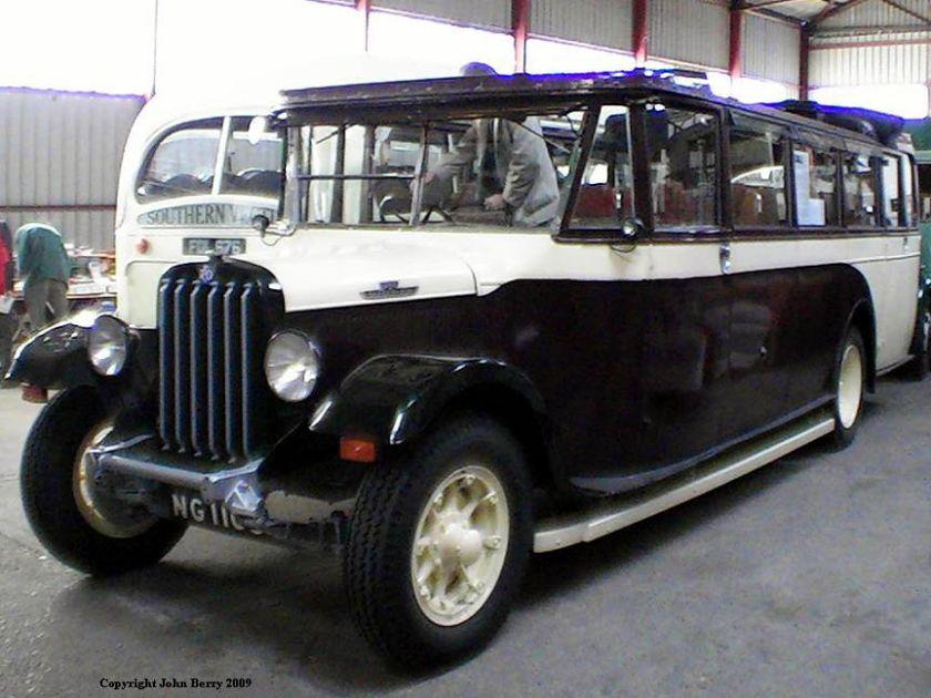 1931 REO Pullman NG1109
