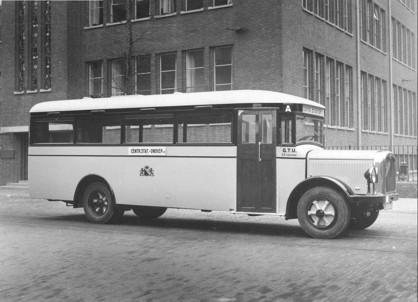 1931 Saurer Verheul