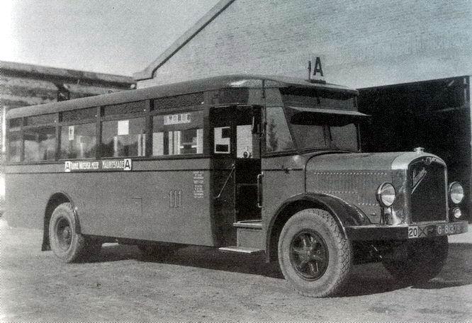 1931 Saurer - Werkspoor, Zuilen A'dam