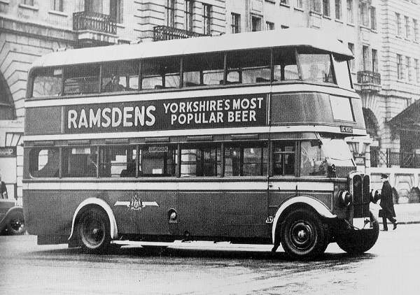 1932 AEC Regent with Roe body