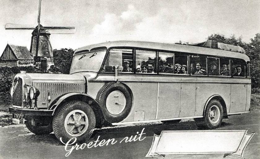 1932 ATO Saurer