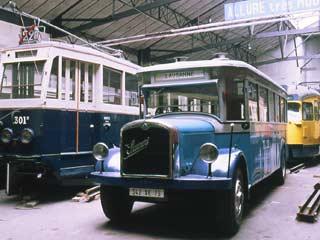 1932 Saurer BLD n° 22 Lausanne