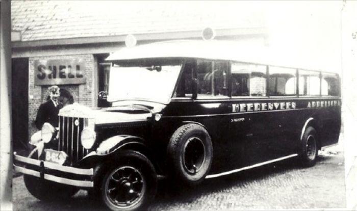 1933 REO Hainje Heerenveen B-6217