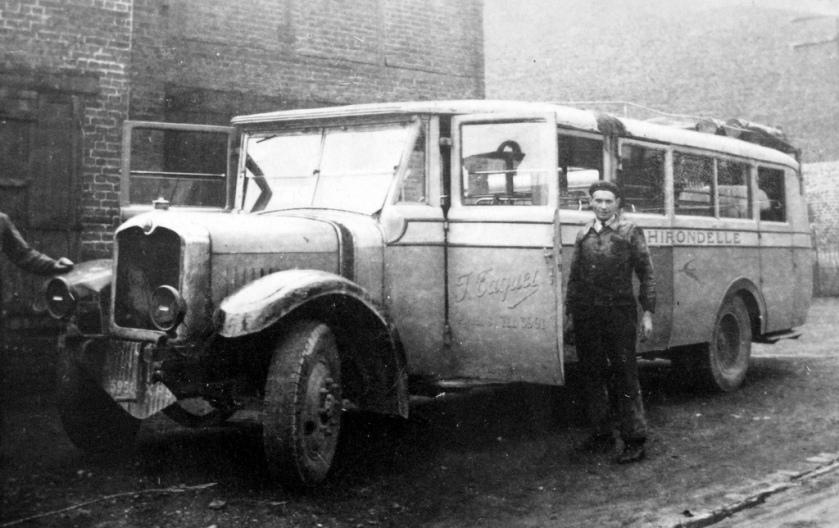 1933 SAURER kh