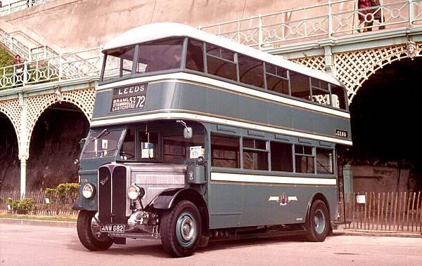 1934 AEC Regent-Roe H30-26R
