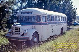 1935 reo blew bus