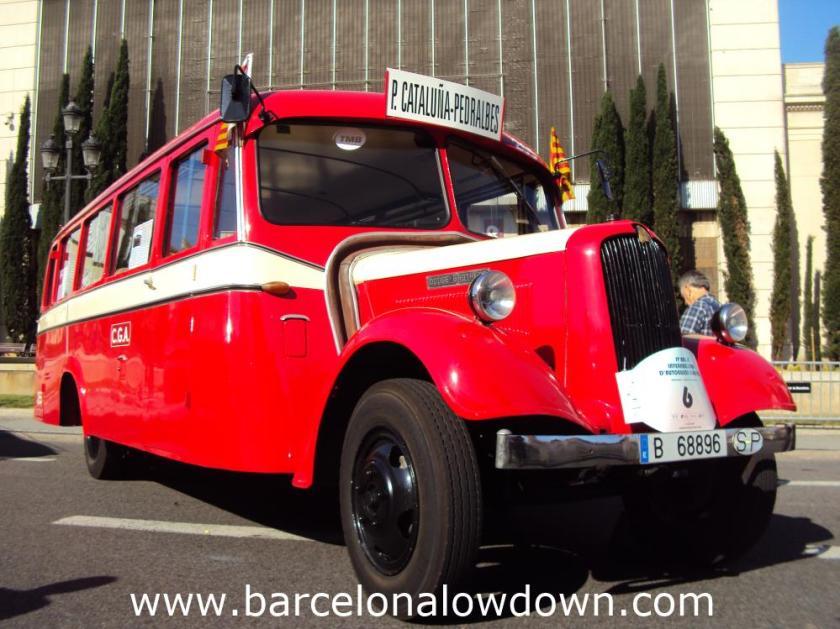 1935 Rochet Schneider vintage-bus