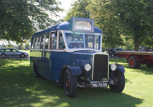 1936 Leyland Cub KPZ2 with Roe bodywork