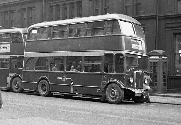 1937 AEC Regent Roe Pullman H31-25R