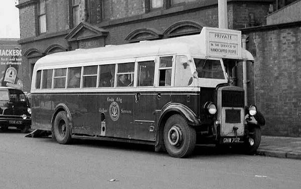 1938 Leyland TS8-Roe B36R
