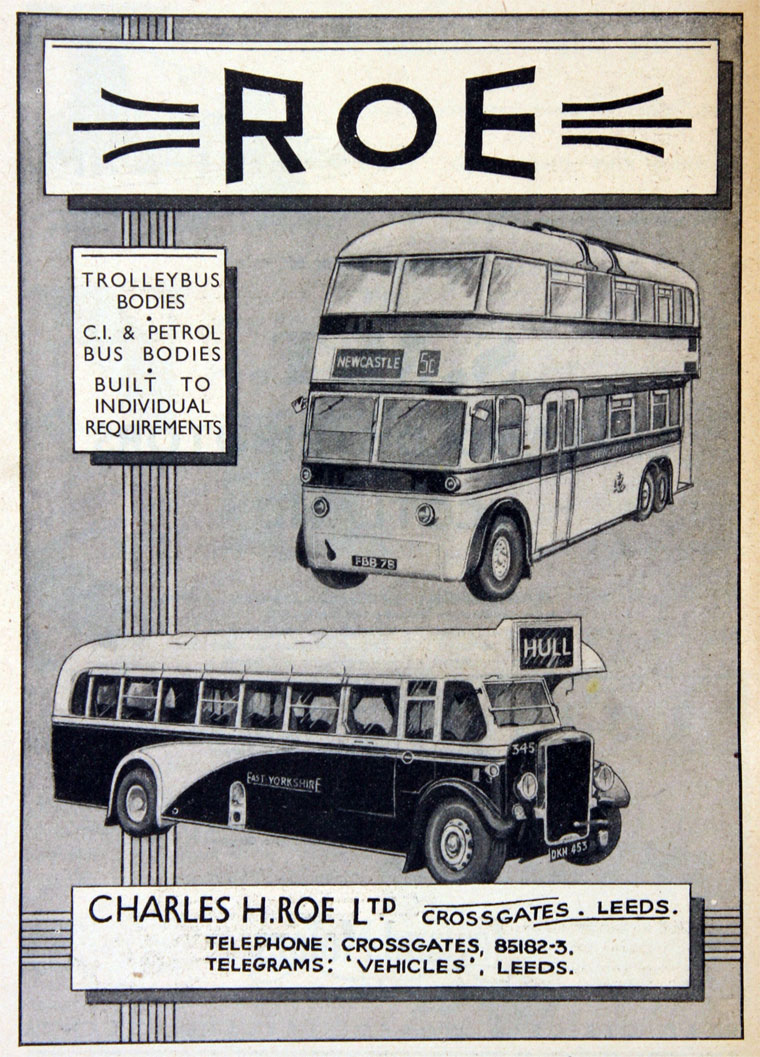 1938 ROE CM-Roe