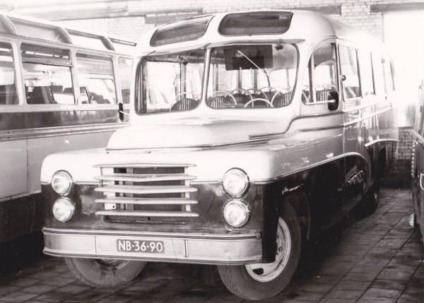 1947-52 Ford 6G-C694B carr. Roset NB-36-90