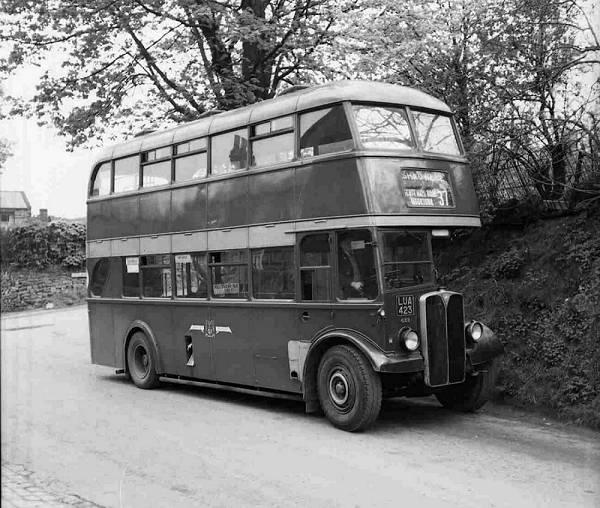 1947 AEC Regent III-Roe H31-25R