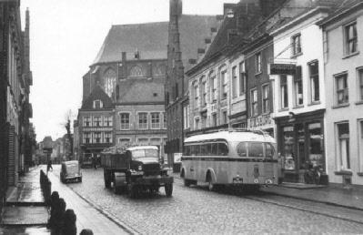 1947 Saurer 4 CT 1D carr Seitz GTW 197