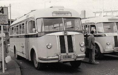 1947 Saurer 4CT 1D carr Verheul GTW 185